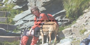 What other people think of me | Dare Greatly Coaching