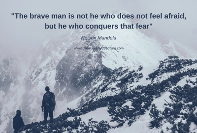 Dare Greatly Coaching | Stop being afraid