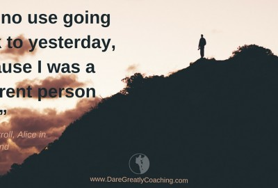 Dare Greatly Coaching | Different person