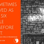 Dare Greatly Coaching | The impossible