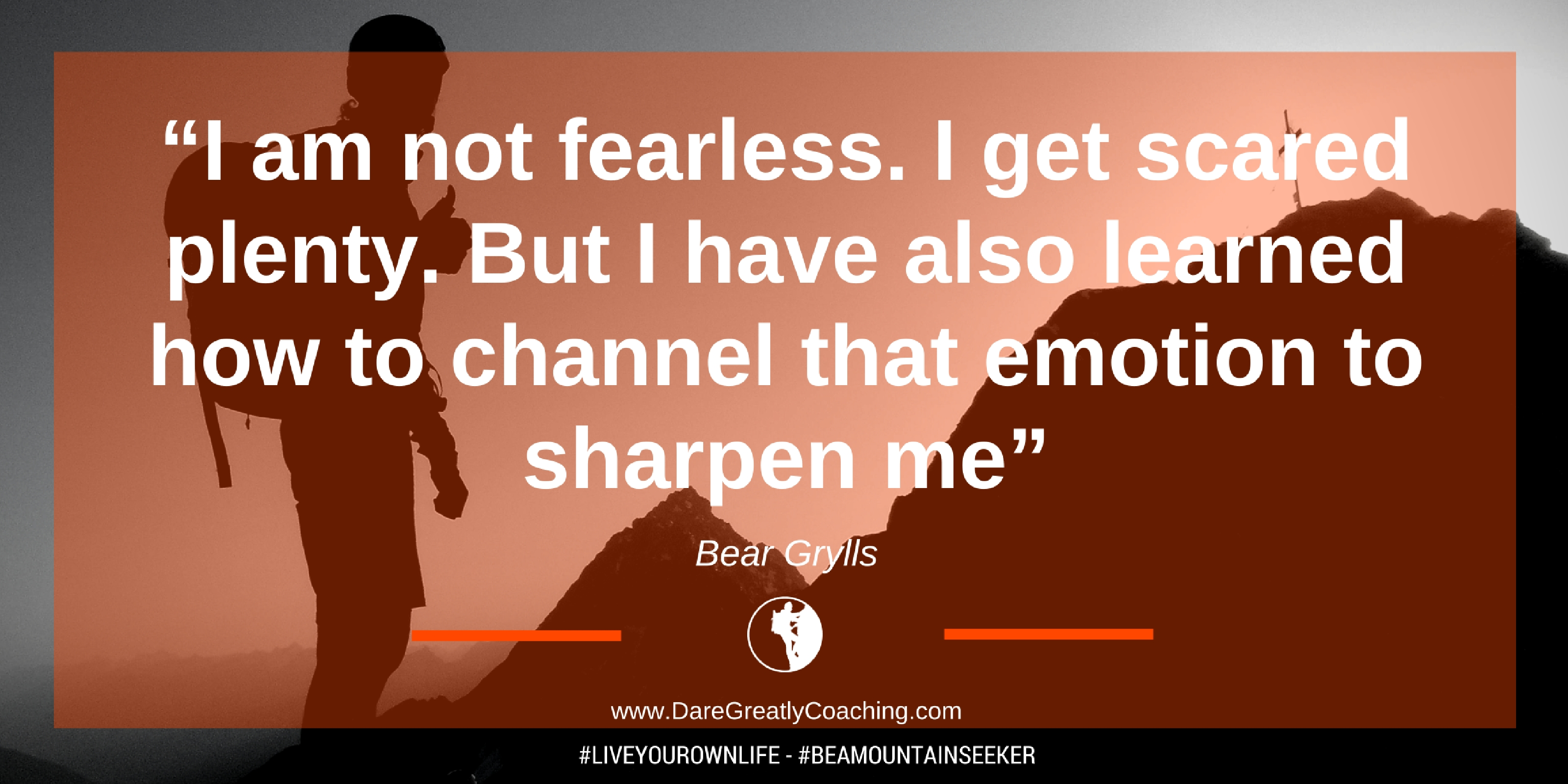 Dare Greatly Coaching | Happy nervous