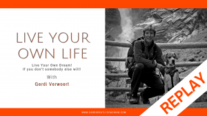 Dare Greatly Coaching | Live Your Own Life Webinar Replay
