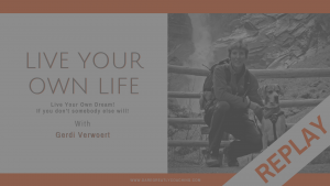 Dare Greatly Coaching   Live Your Own Life Webinar Replay