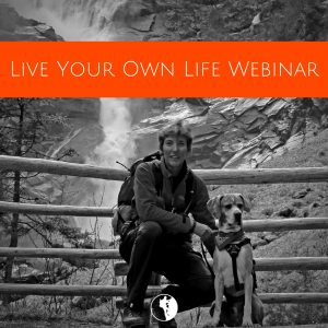 Dare Greatly Coaching | Live Your Own Life Webinar