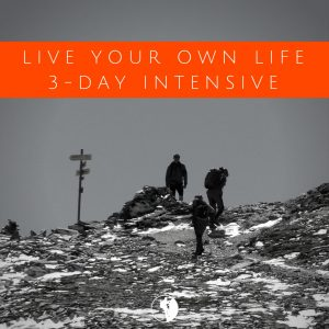 Dare Greatly Coaching | Live Your Own Life 3-day intensive