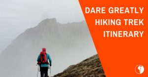 Dare Greatly Hiking Trek | Rettenstein