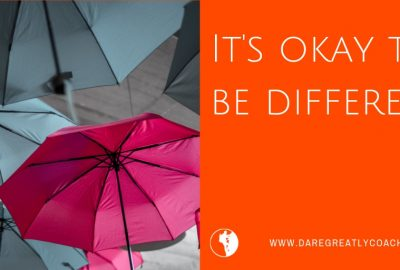 DGC | It's okay to be different