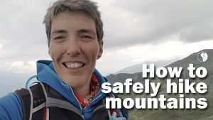 Dare Greatly Hiking | How To Safely Hike Video Cover