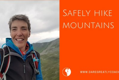 DGC | Safely hike mountains