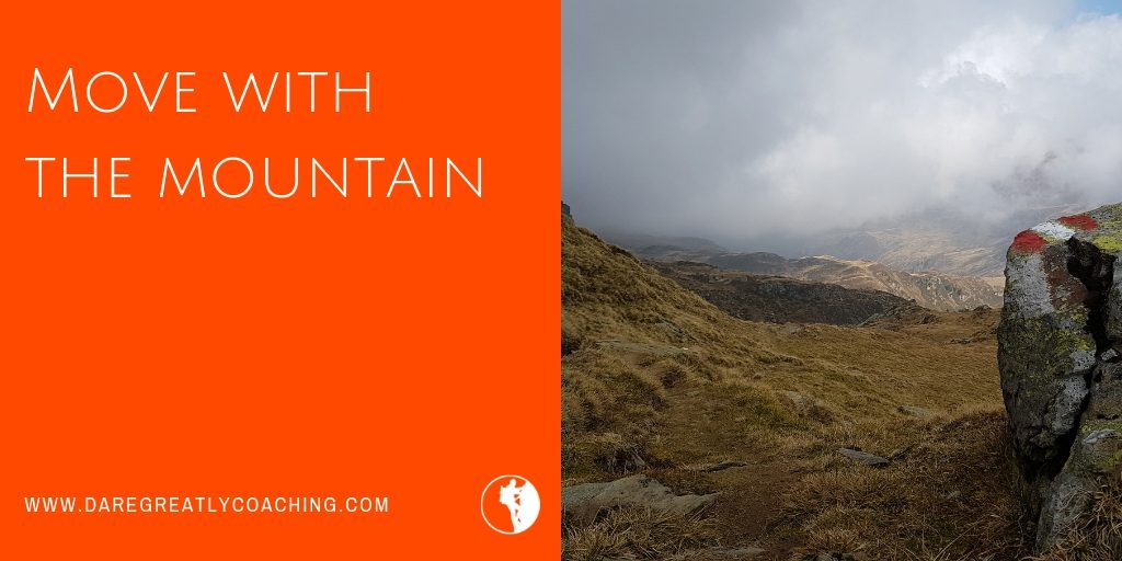 DGC | Move with the mountain