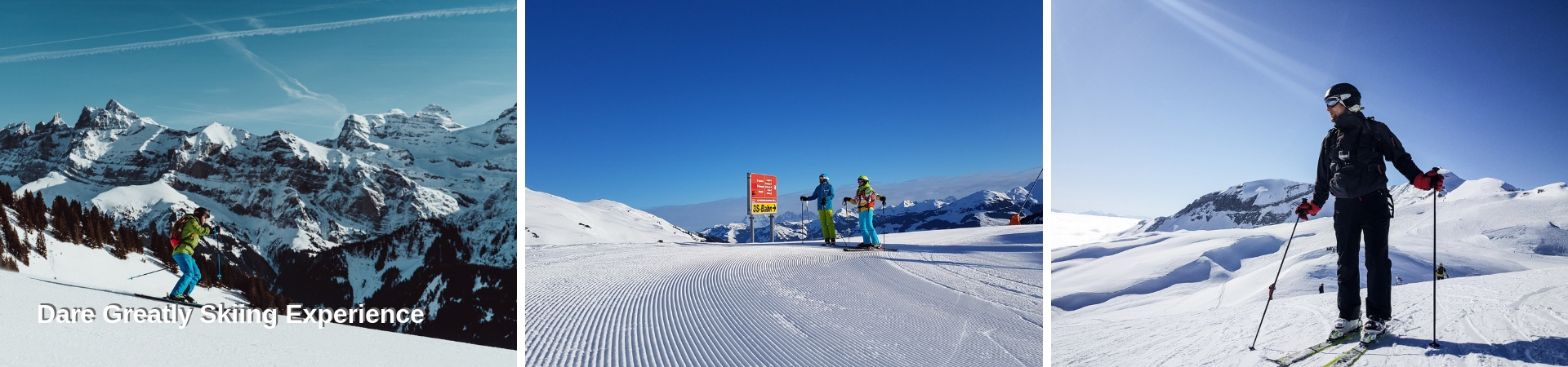Dare Greatly | Skiing Experiences