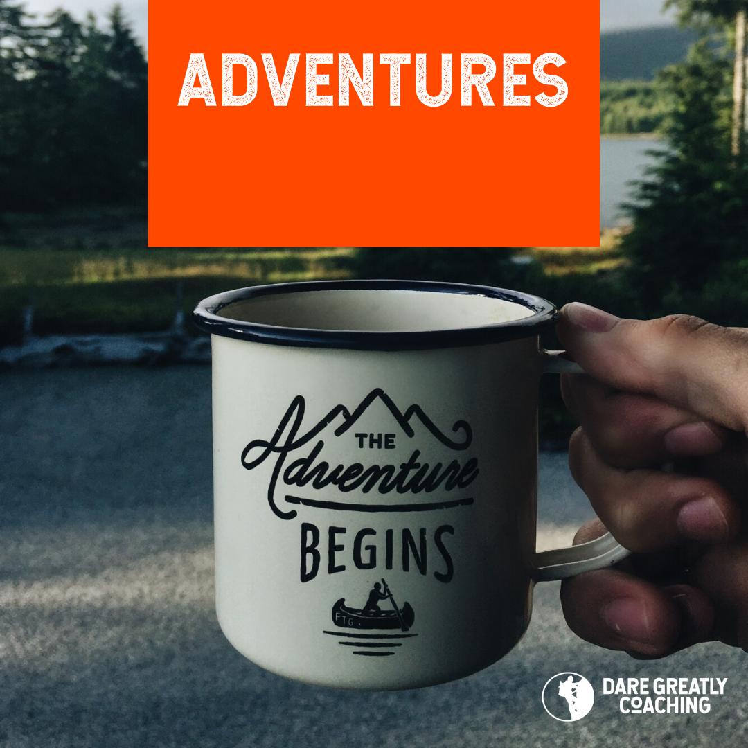 Dare Greatly Adventures