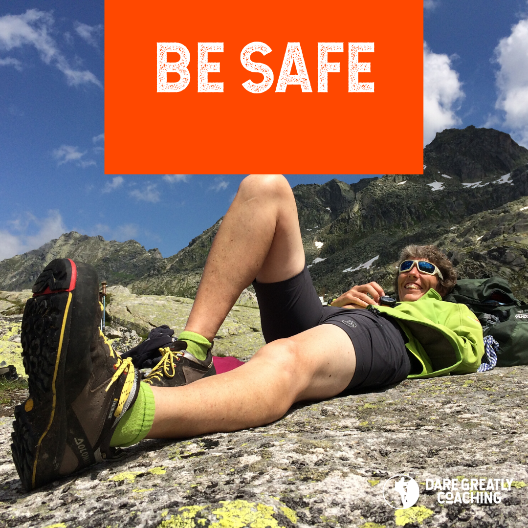 How To Safely Hike Mountains [Video Series]