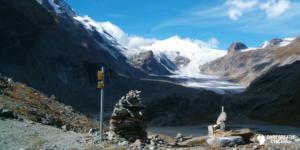 Virtual mountain trek