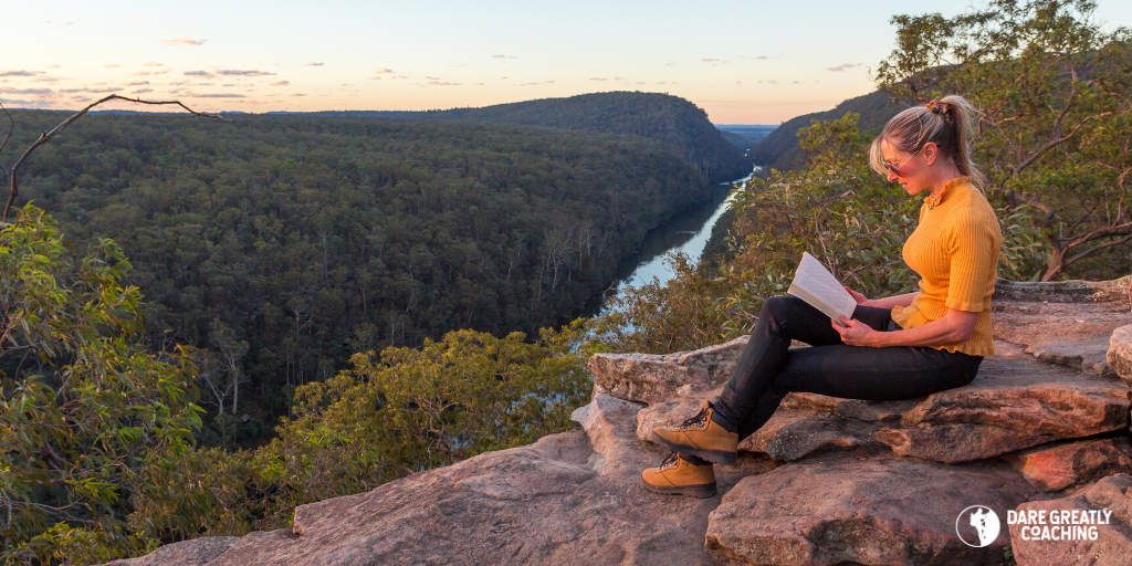 Read a book with Nature as a main character