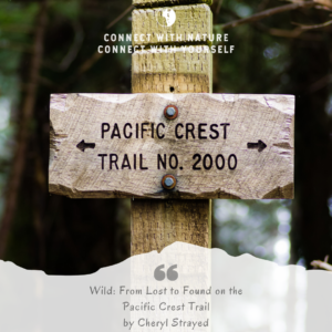 Nature as a main character: Wild: From Lost To Found On The Pacific Crest Trail