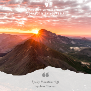 Rocky Mountain High by John Denver