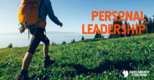 9 Powerful steps towards Personal leadership