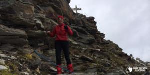 Summits are milestones