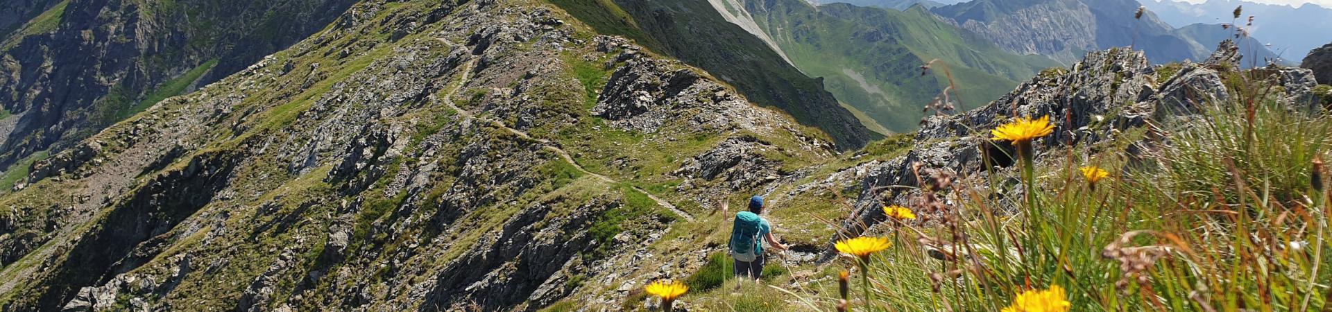 Dare Greatly Experiences | Karnische Hoehenweg, Austria