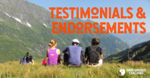 Testimonials & Endorsements