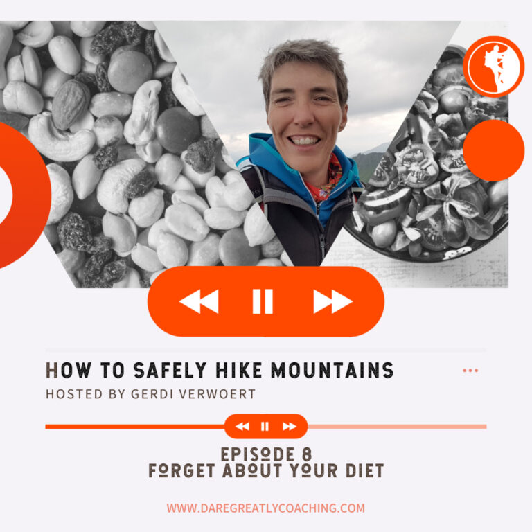 Episode 08: Forget about your diet