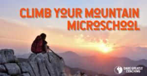 Climb Your Mountain