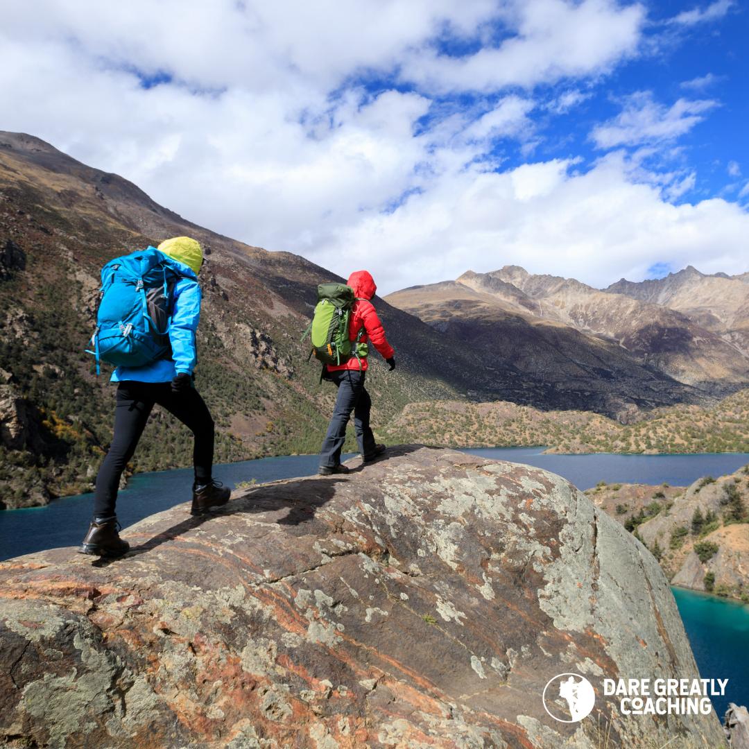 19-25 Sep 2021: Climb Your Mountain COACHES