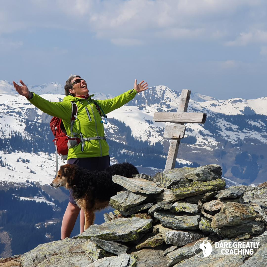12-18 Sep 2021: Climb Your Mountain LIVE