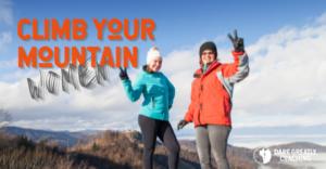 Climb Your Mountain WOMEN